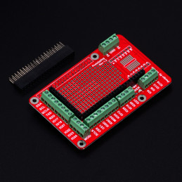 Prototypovací HAT modul