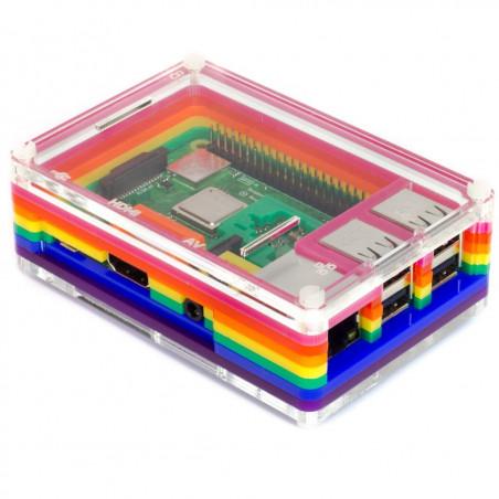Rainbow Pibow 3B+
