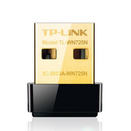 TP-LINK TL-WN725N v2 - micro USB WiFi adaptér