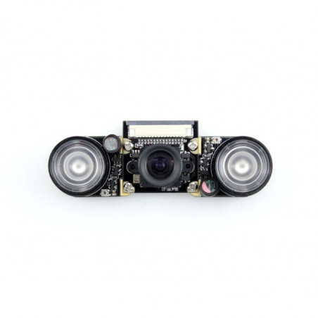 Waveshare RPi kamera (F)