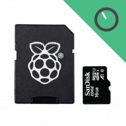 Volumio + 16GB SanDisk EDGE...