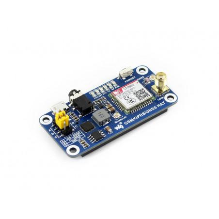Waveshare GSM/GPRS/GNSS HAT pro Raspberry Pi