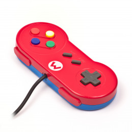 Retro USB SNES Gamepad, Mario