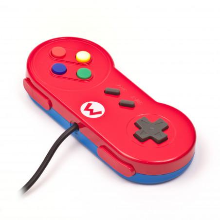 Retro USB SNES Gamepad, Mario