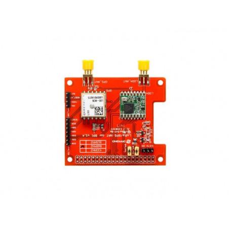 LoRa/GPS HAT pro Raspberry Pi