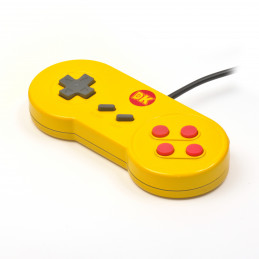 Retro USB SNES Gamepad,...