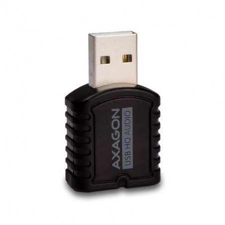 AXAGON USB HQ audio mini adapter ADA-17