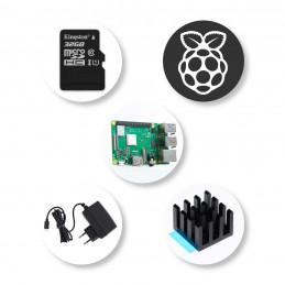 Základní Raspberry Pi sada...