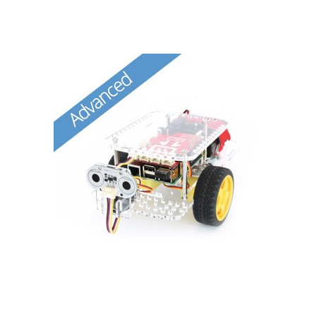 Dexter GoPiGo3 Advanced Starter Kit