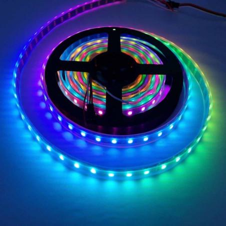 Adresovatelný LED pásek 30LED/m - 5m