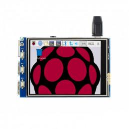 """Waveshare 3.2"""" LCD (C) displej, 320x240, 125MHz vysokorychlostní SPI"""