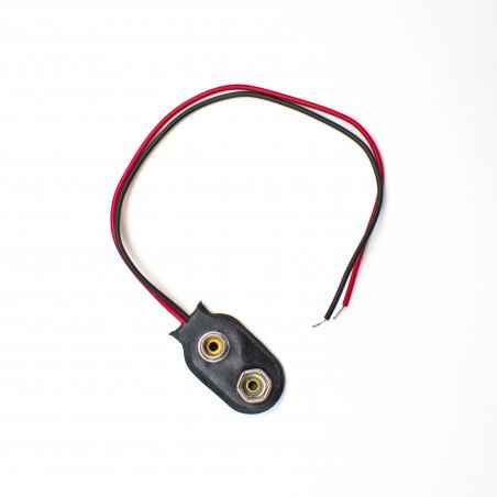 Napájecí konektor pro 9V baterii