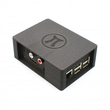 Zonepi krabička pro Raspberry Pi 3B+ a HiFiBerry DAC+, galaxy