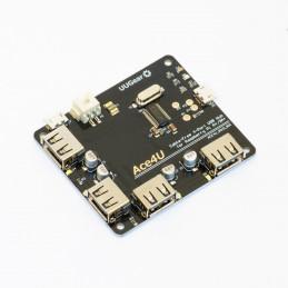 Ace4U: 4portový USB Hub pro...