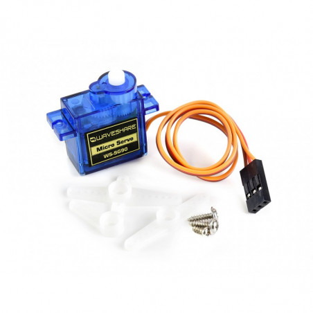 Waveshare 180stupňové servo SG90