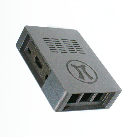 Zonepi krabička pro Raspberry Pi 3B+ a PoE HAT, galaxy