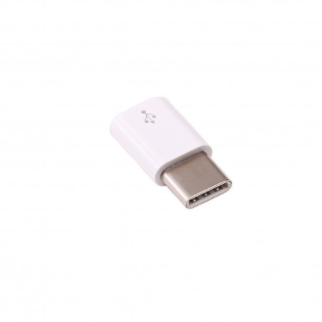 Raspberry Pi USB-C redukce, bílá