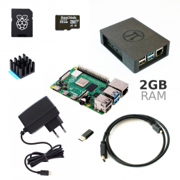 Zonepi Raspberry Pi 4B/2GB...