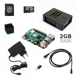 Zonepi Raspberry Pi 4B/2GB...