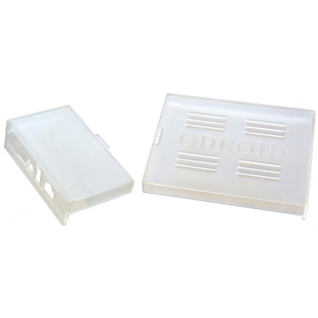 Průhledná krabička pro Odroid-HC1, plast