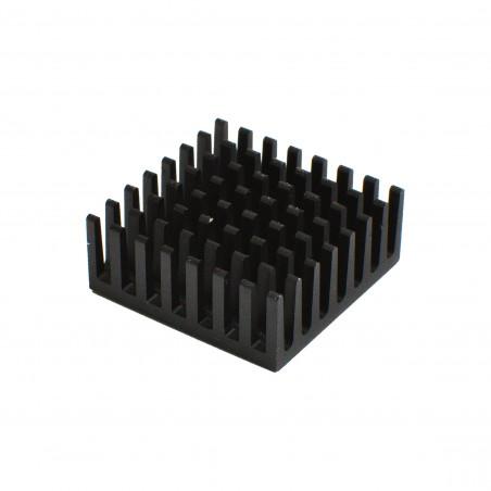 Hliníkový chladič 27.8 x 27.8 x 11.2mm