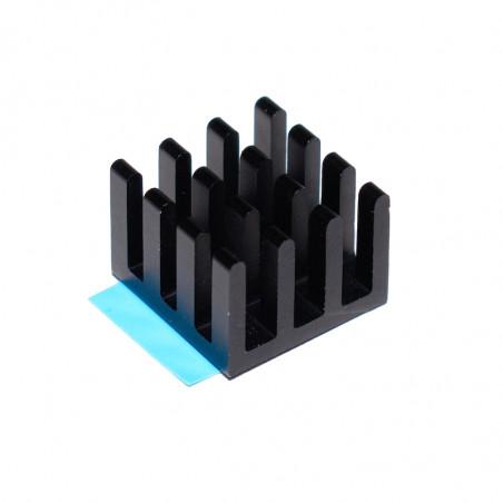 Hliníkový chladič 14 x 14 x 10mm