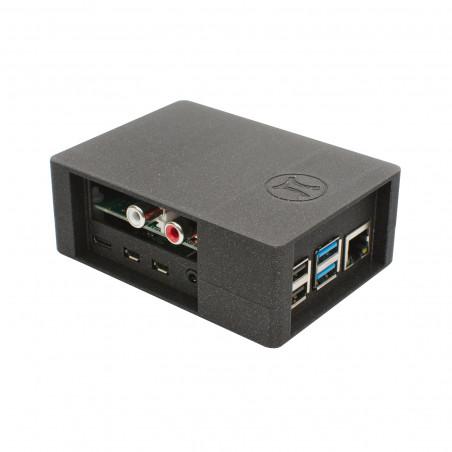 Zonepi krabička pro Raspberry Pi 4B a zvukovou kartu, galaxy