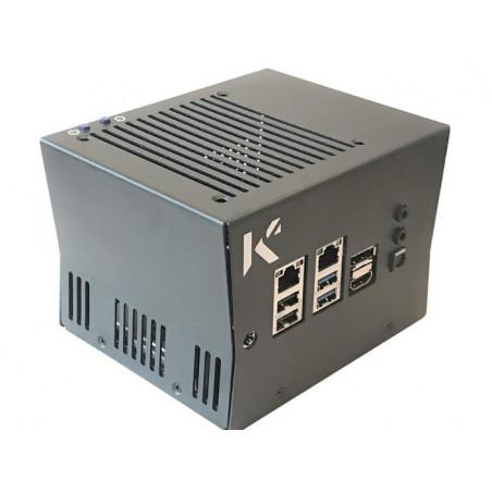 KKSB krabice pro Odroid-H2, černá