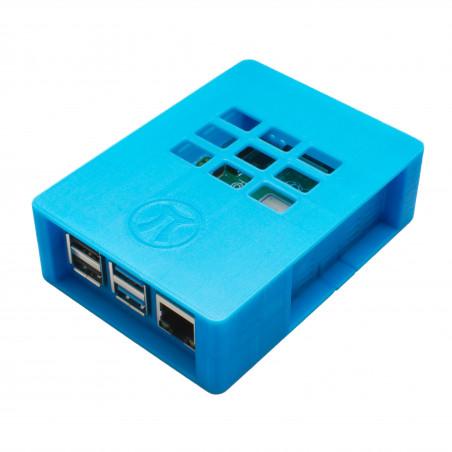 Zonepi krabička pro Raspberry Pi 4B, azurová
