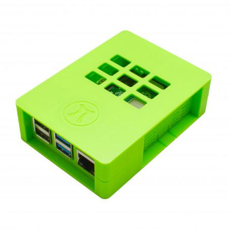 Zonepi krabička pro Raspberry Pi 4B, limetková