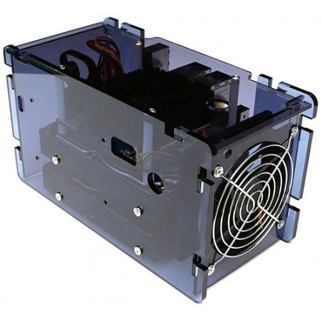 Hardkernel krabice pro Odroid-H2, typ 1, s větrákem