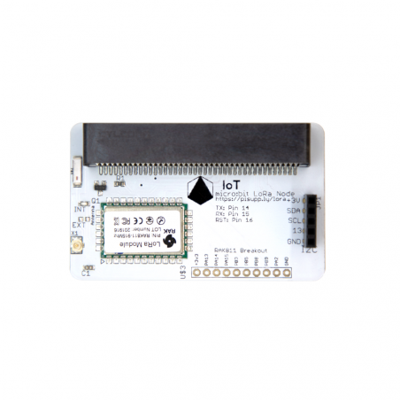 Pi Supply IoT micro:bit LoRa Node