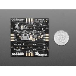 Adafruit 4x4 silikonová...