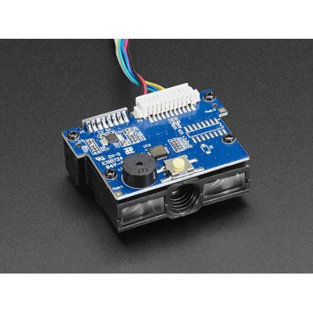 Čtečka čárových kódů/skenerový modul - CCD kamera - rozhraní PS/2