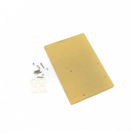 Transparentní akrylová deska pro Arduino, čirá