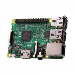 Použité Raspberry Pi 3...