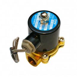 Elektrický mosazný ventil /...