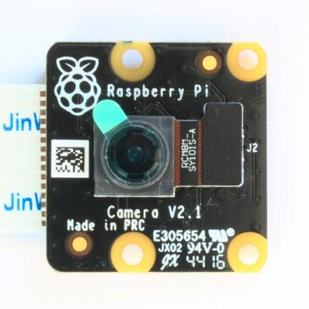 Rozbalená Raspberry Pi NoIR kamera V2