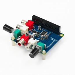 Rozbalený Audio Injector