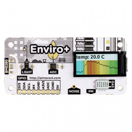 Enviro+ pro Raspberry Pi