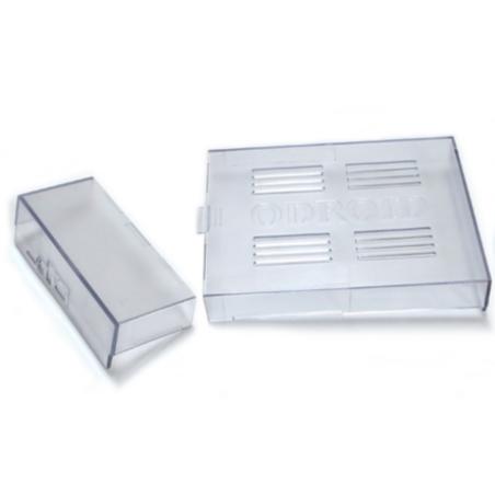 Průhledná krabička pro Odroid-HC2, plast