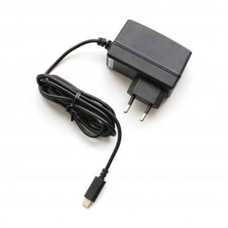 Zonepi USB-C 5,25V⎓4A napájecí zdroj, EU, černá