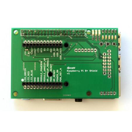 SparqEE ShieldR B+/2/3