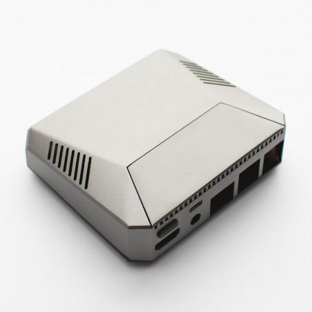 Argon One Case s větráčkem a vypínačem pro Raspberry Pi 3B/B+, hliník