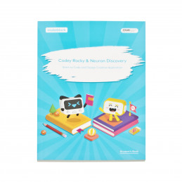 Kniha Codey Rocky & Neuron...