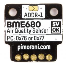 Pimoroni BME680, breakout...
