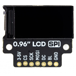 "Pimoroni 0.96"" SPI LCD..."