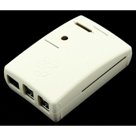 Krabička Multicomp 2/B+, bílá