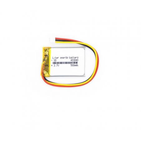 Pi Supply 500mAh baterie