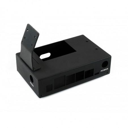 Waveshare kovová krabička pro Jetson Nano, černá